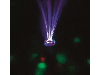 Фонтанчик плавающий  с подсветкой, 14см, 58493