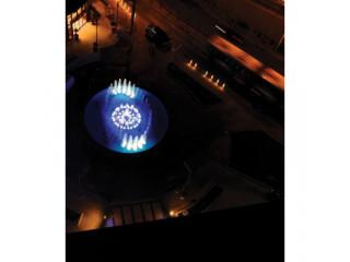 Подсветка для фонтана ULR650-RGB