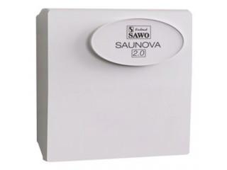 Блок мощности SAWO SAUNOVA 2.0 (Combi) SAU-PC-CF-2 (2,3-9 кВт, с управлением вентиляцией)