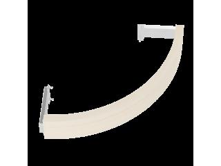 Деревянное ограждение SAWO TH-GUARD-W2-CNR-A  для печи угловой установки TOWER TH2 и TH3 (осина)