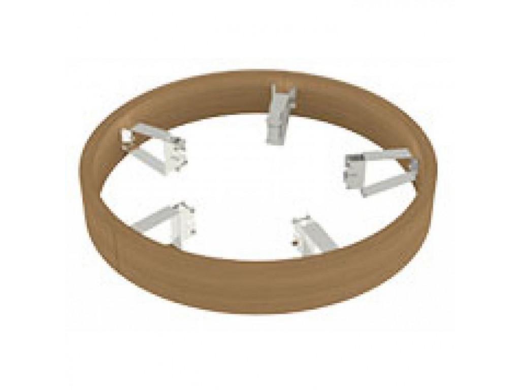 Sawo деревянное ограждение для печи tower th6, кедр, артикул th-guard-w6-d