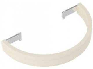 Деревянное ограждение SAWO TH-GUARD-W6-WL-A для печи пристенной установки TOWER TH6 (осина)
