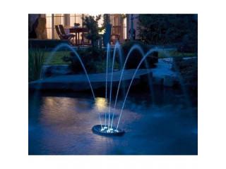 Плавающий фонтан для пруда Water Starlet