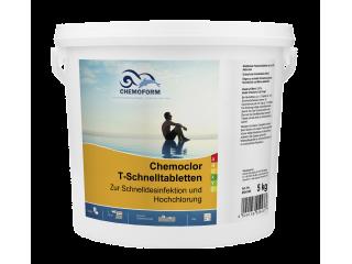 Кемохлор -Т-быстрорастворимые таблетки 10кг