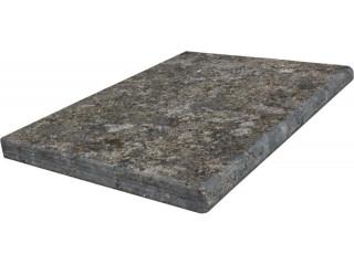 Натуральный бордюрный камень GRANITE PEACOCK LIGHT ГРАНИТ (КИТАЙ)