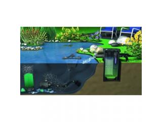 Фильтр для пруда и водоема до 25м3 FiltoMatic CWS 25000