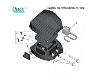 Аэратор для пруда и водоема AquaOxy CWS 4800