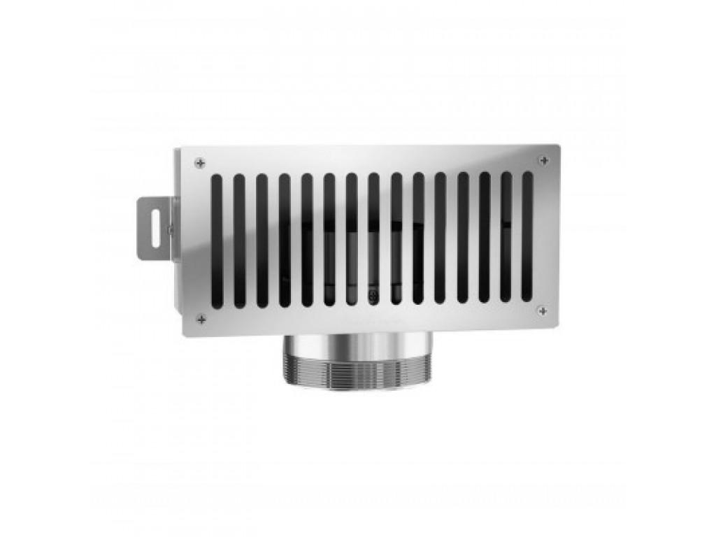 Wall flush mounted adjustable overflow la-400 (la-400) арматуру перелива для монтажа в стену