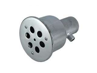 Гидромассажная форсунка 6х18, 45 м3/ч (AISI 316L)