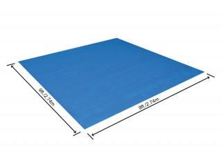 Подложка под бассейн 274 см, 58000