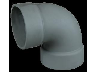 Отвод 90гр чугун ф180
