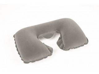 Подушка надувная под шею 37*24*10см, 67006