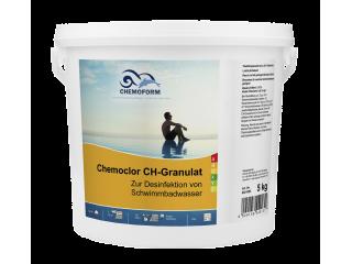 Кемохлор-СН гранулированный для бассейна 5кг