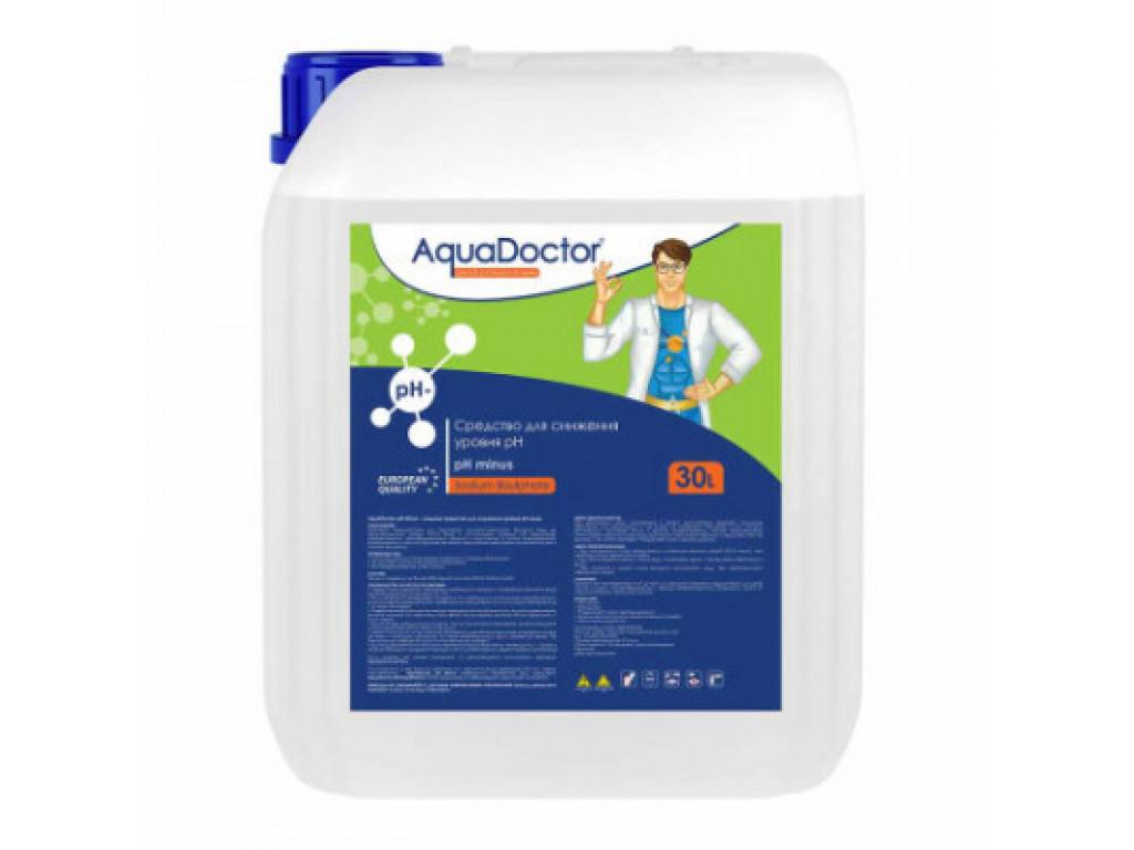 AquaDoctor pH Minus (Серная 35%) 30 л