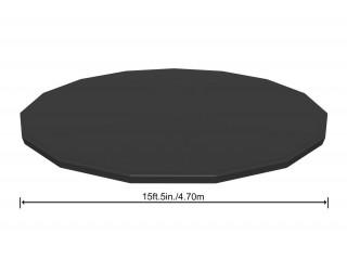 Тент (ПВХ) на каркасный бассейн Bestway 470 см 58038