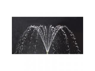 Многоструйная фонтанная насадка Crown of jets 1