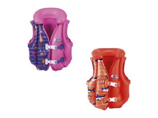 Жилет для плавания с тканевой подкладкой  (3-6 лет) 51*46  32156