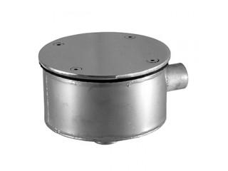 Распаячная коробка, круглая (AISI 316L)