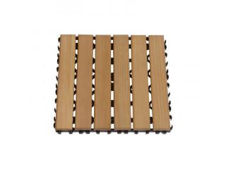 Коврик деревянный для пола SAWO 595-D-BC (внутренние блоки)