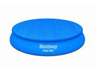 Тент для круглого бассейна надувного 457 см, 58035