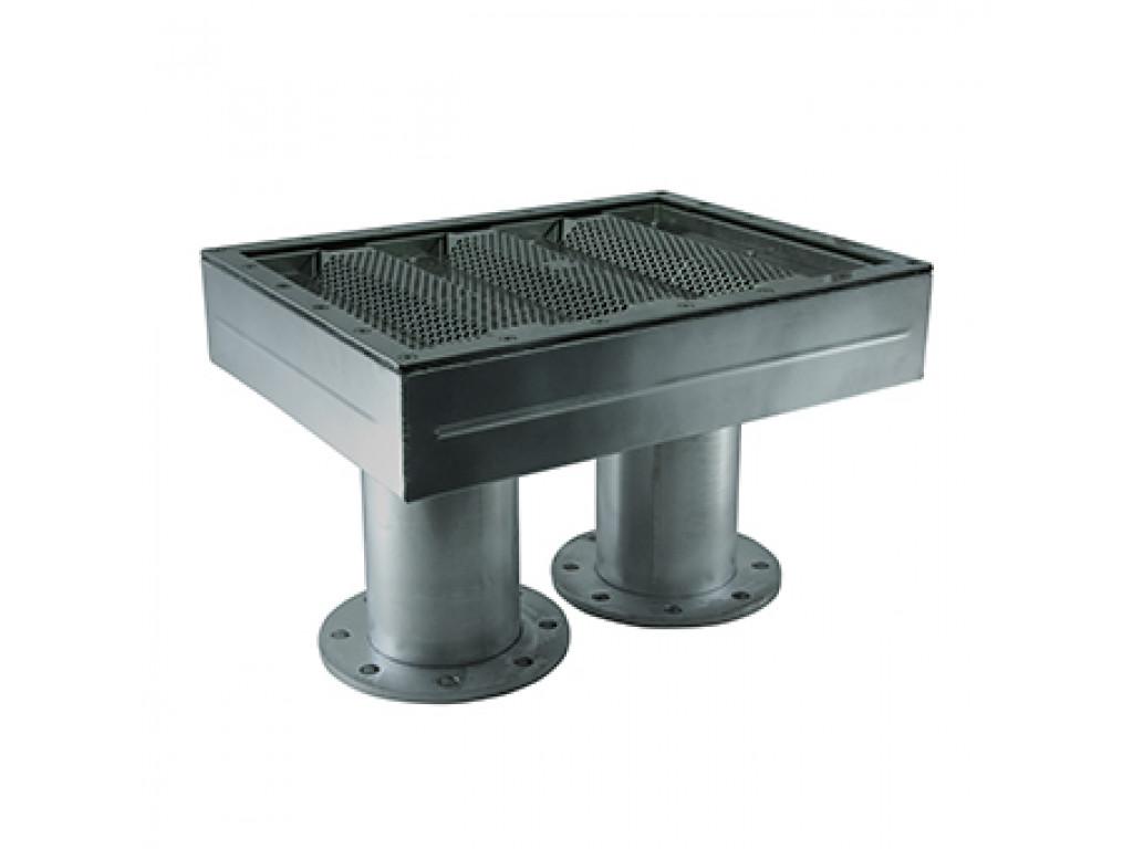 Водозабор 90 м3/ч, плёнка (AISI 316L)
