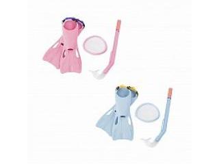 Набор для ныряния Lil Flapper (маска,трубка,ласты) 3+  25018