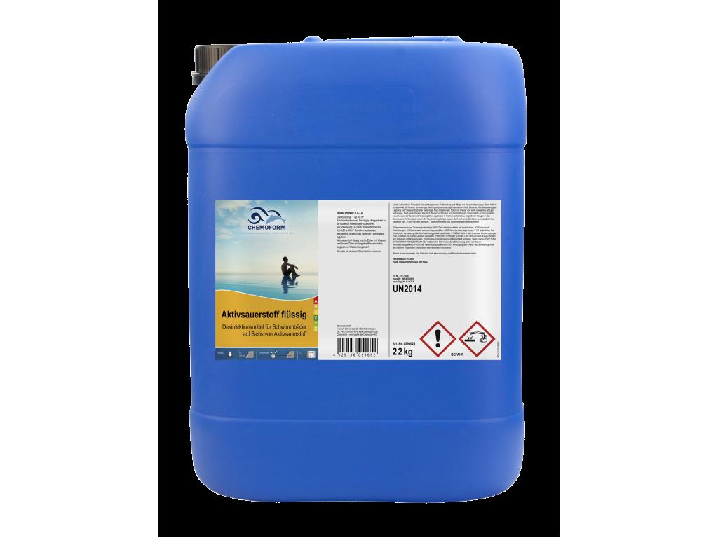 Активный кислород (жидкий) 22 кг