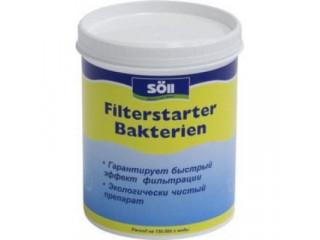 Сухие бактерии для запуска системы фильтрации Filterstarterbakterien 1 кг