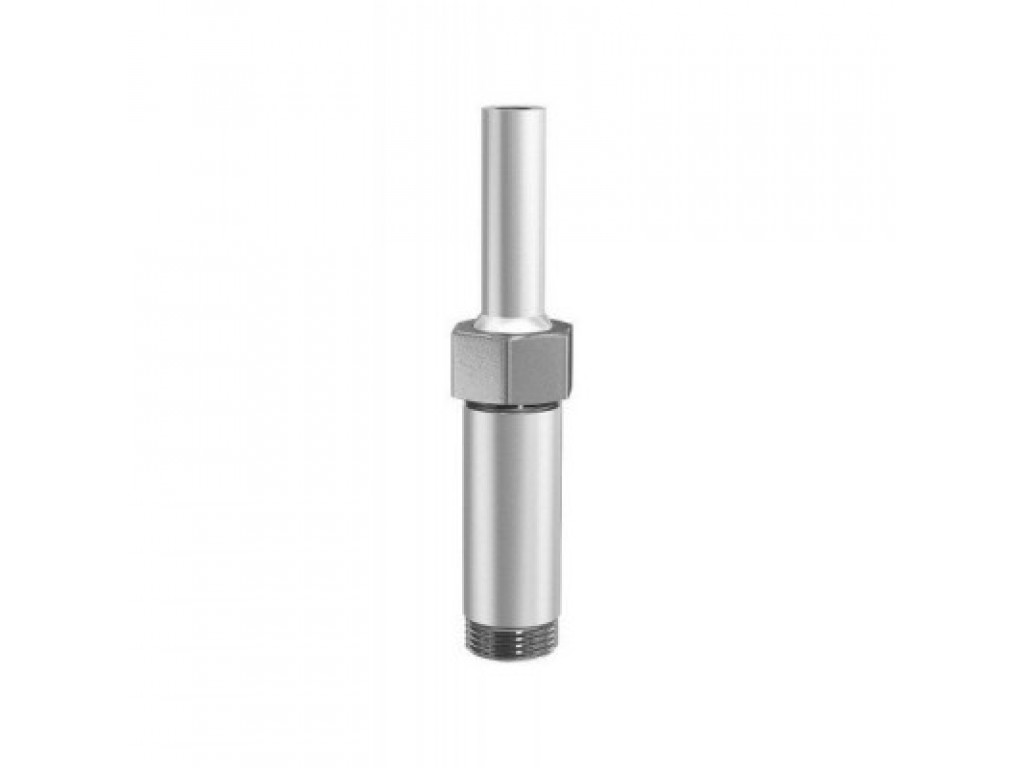 Smooth bore nozzle extension 80 mm 1/2