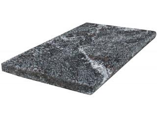 Натуральный бордюрный камень АМФИБОЛИТ ГРАНАТОВЫЙ ГРАНИТ (РЕСПУБЛИКА КАРЕЛИЯ)