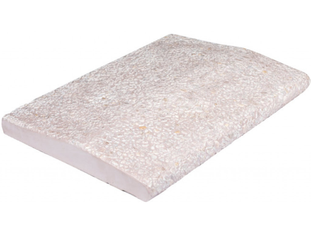 Бордюрный камень «Marbel crumb» Вельвет