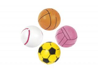 Мяч пляжный 41см надувной для пляжных видов спорта, 31004