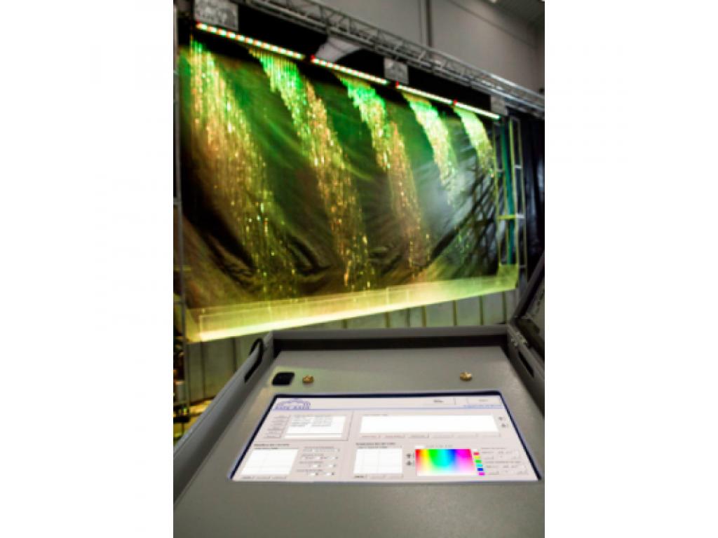 Digital water curtain, 10 m, basic configuration (f8111103) цифровой занавес, длина 10 метров, насос, подсветка, шкаф управления
