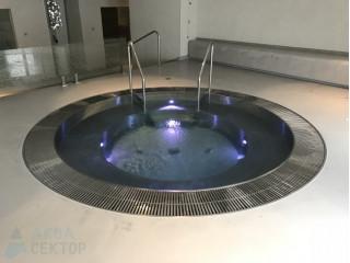 Гидромассажный бассейн ROUND