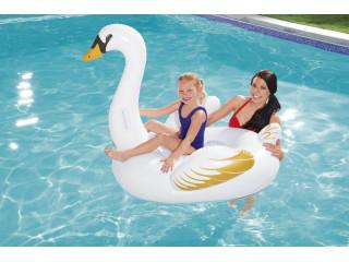 Игрушка  для плавания Лебедь 122*122  41123