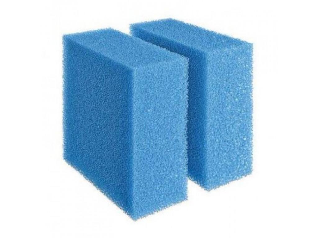 Cменные губки для фильтра oase replacement set foam blue biotec 60/140