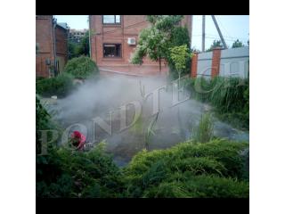 Генератор тумана для пруда 508