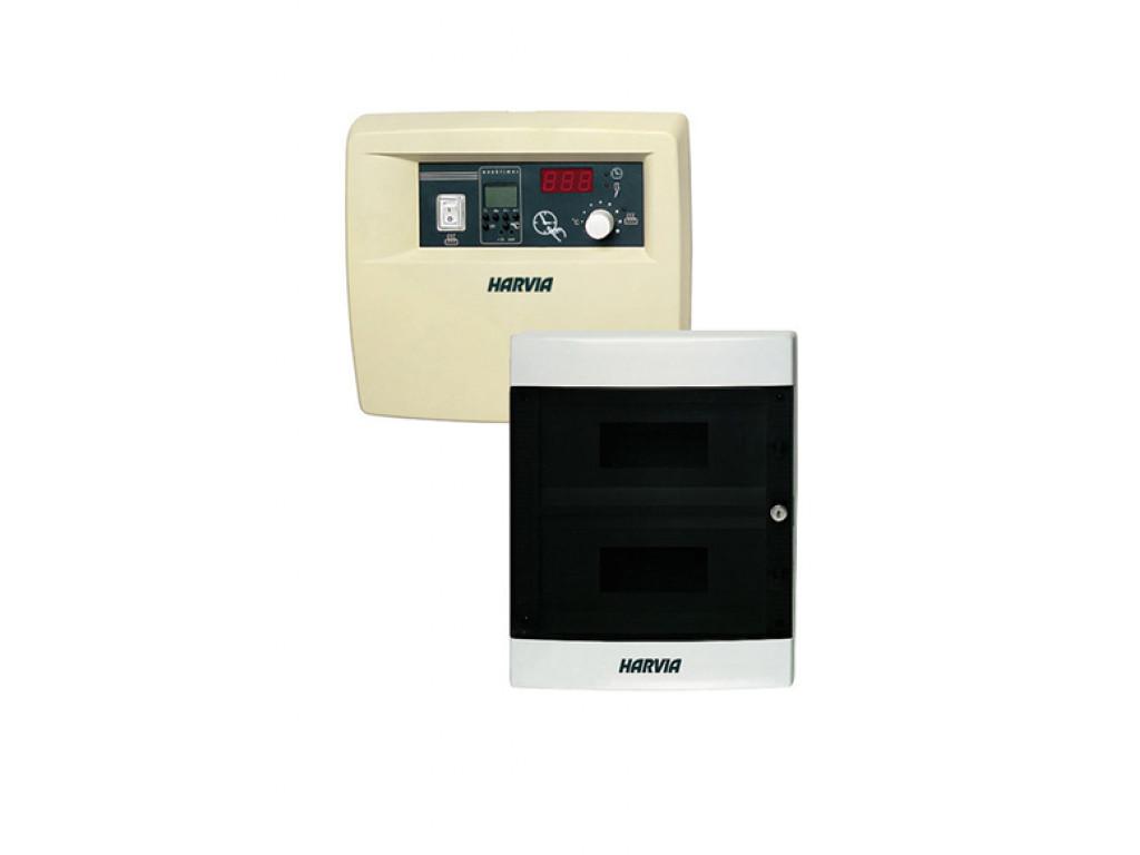 Блок управления harvia c260 (для электрокаменок 10,5-22 квт, артикул c26040020)