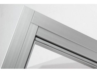 Комплект алюминиевых наличников для дверей Harvia 8x19–21 (артикул SAZ036)