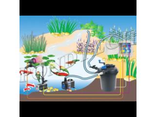 Фильтр для пруда и водоема до 60м3 Pondtech CPA-30000