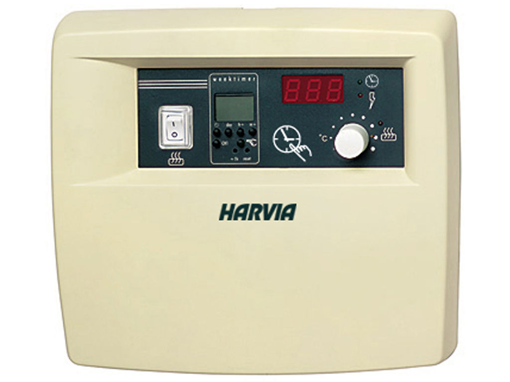 Блок управления harvia c150 vkk (с таймером, для электрокаменок 3-17 квт)