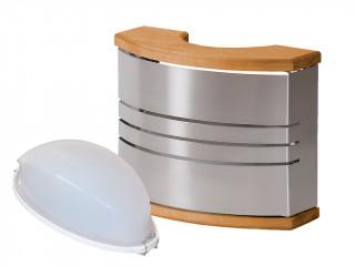 Комплект для освещения сауны HARVIA сталь SAS21106