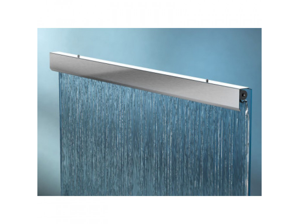 Glass mirror waterfall modular system sf-330