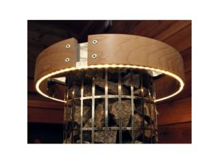 Защитное ограждение Harvia HPC3L со светодиодной подсветкой (для электрокаменок Cilindro 7-9 кВт)