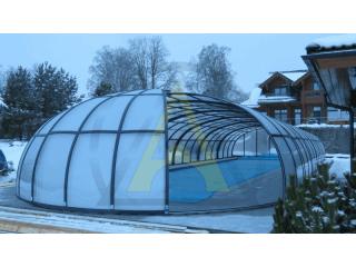 Павильоны для бассейнов Aluten