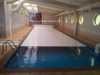 Вентиляция в бассейнах